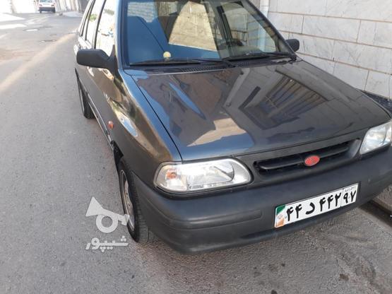 فروش پراید مدل 95 نقدی معاوضه با وانت در گروه خرید و فروش وسایل نقلیه در زنجان در شیپور-عکس1