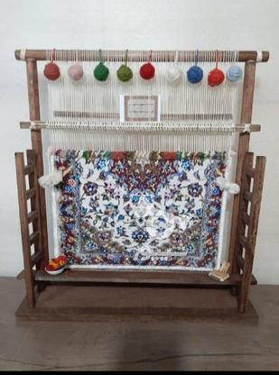دار قالی دکوری زیبا و شیک در سایزهای مختلف در گروه خرید و فروش خدمات و کسب و کار در اصفهان در شیپور-عکس4