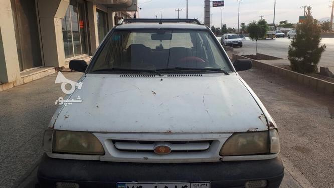 پراید مدل 84 در گروه خرید و فروش وسایل نقلیه در کرمان در شیپور-عکس3
