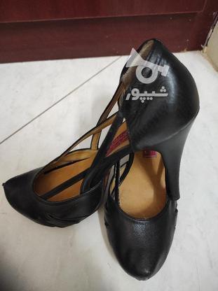 کفش پاشنه دار در گروه خرید و فروش لوازم شخصی در اصفهان در شیپور-عکس2