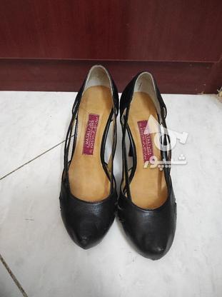 کفش پاشنه دار در گروه خرید و فروش لوازم شخصی در اصفهان در شیپور-عکس1