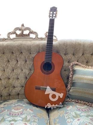 گیتار یاماها c70 ساخت اندونزی در گروه خرید و فروش ورزش فرهنگ فراغت در خراسان رضوی در شیپور-عکس2