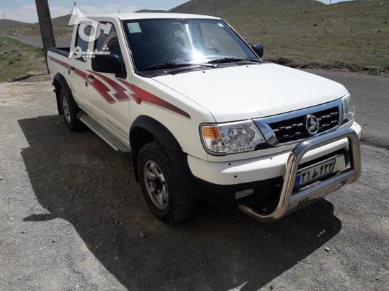 پیکاپ ریچ 97 دو دیفرانسیل در گروه خرید و فروش وسایل نقلیه در آذربایجان شرقی در شیپور-عکس1