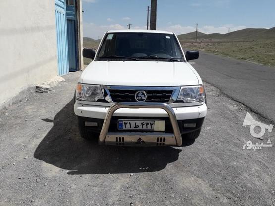 پیکاپ ریچ 97 دو دیفرانسیل در گروه خرید و فروش وسایل نقلیه در آذربایجان شرقی در شیپور-عکس4