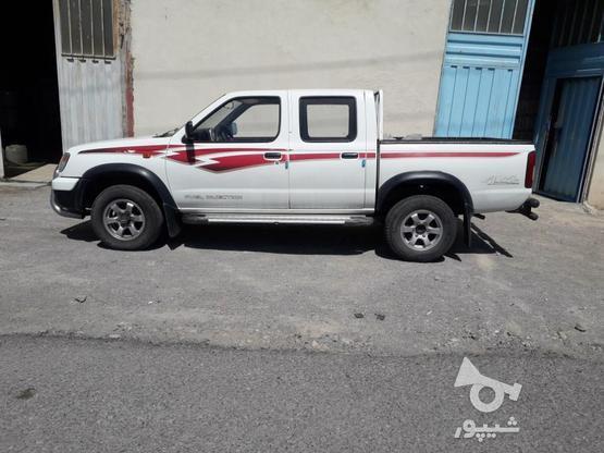 پیکاپ ریچ 97 دو دیفرانسیل در گروه خرید و فروش وسایل نقلیه در آذربایجان شرقی در شیپور-عکس2