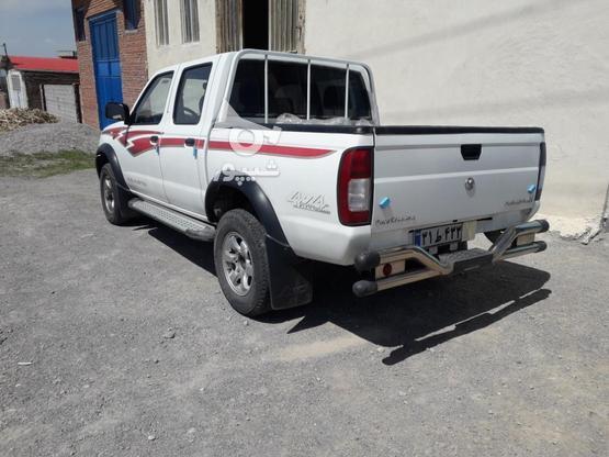 پیکاپ ریچ 97 دو دیفرانسیل در گروه خرید و فروش وسایل نقلیه در آذربایجان شرقی در شیپور-عکس6