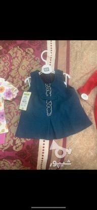 دو عدد لباس کودک در گروه خرید و فروش لوازم شخصی در تهران در شیپور-عکس1