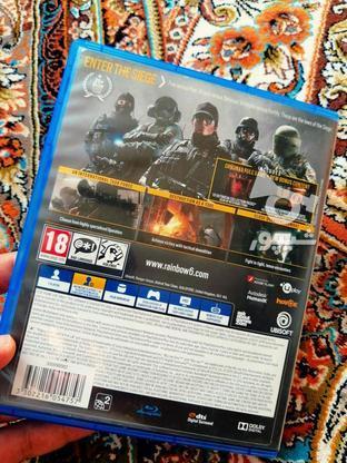 فروش و معاوضه دیسک رینبو6 در گروه خرید و فروش لوازم الکترونیکی در چهارمحال و بختیاری در شیپور-عکس2