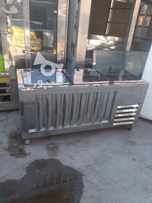فریزر صندوقی استیل در گروه خرید و فروش صنعتی، اداری و تجاری در اصفهان در شیپور-عکس1