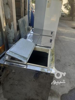 فریزر صندوقی استیل در گروه خرید و فروش صنعتی، اداری و تجاری در اصفهان در شیپور-عکس2