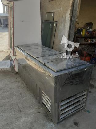فریزر صندوقی استیل در گروه خرید و فروش صنعتی، اداری و تجاری در اصفهان در شیپور-عکس3