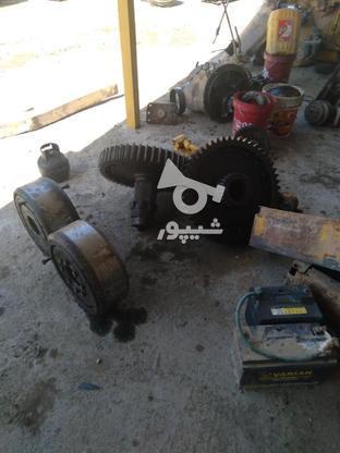 موتور کاترپیلار 6سیلندر نیم دیزل در گروه خرید و فروش وسایل نقلیه در همدان در شیپور-عکس3