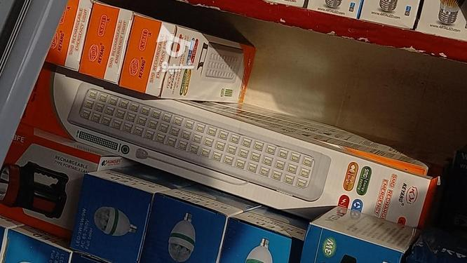 چراغ اضطراری شارژی در گروه خرید و فروش لوازم الکترونیکی در اردبیل در شیپور-عکس3