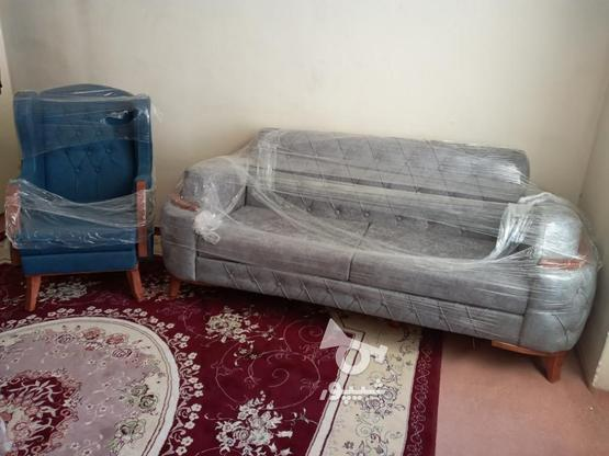 چستر هفت نفره نو در گروه خرید و فروش لوازم خانگی در قزوین در شیپور-عکس1