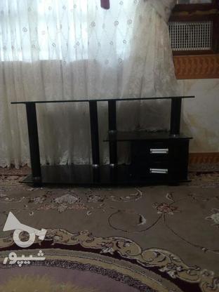 گنجه با میز تلویزیون فروشی در گروه خرید و فروش لوازم خانگی در خراسان رضوی در شیپور-عکس2