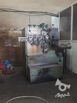 دستگاه فنر سازی در گروه خرید و فروش صنعتی، اداری و تجاری در تهران در شیپور-عکس1
