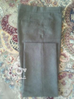 شلوار پارچه ای مردانه سایز 38 در گروه خرید و فروش لوازم شخصی در اصفهان در شیپور-عکس2
