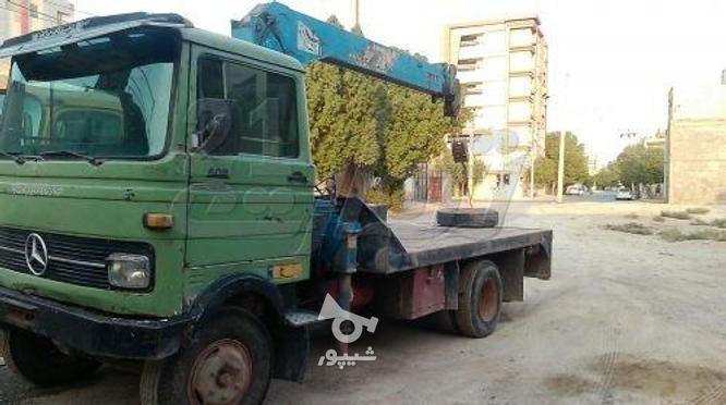جرثقیل خاور 3تن دکل بلند 370 .5کشاب در گروه خرید و فروش خدمات و کسب و کار در یزد در شیپور-عکس1