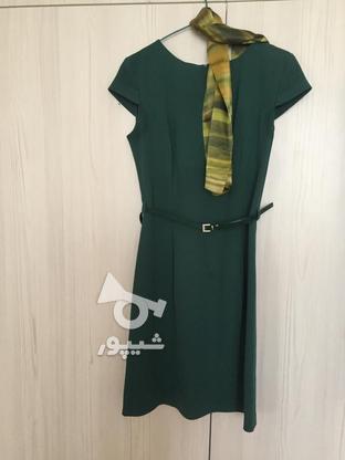 پیراهن بسیار شیک سایز 38 در گروه خرید و فروش لوازم شخصی در خراسان رضوی در شیپور-عکس2