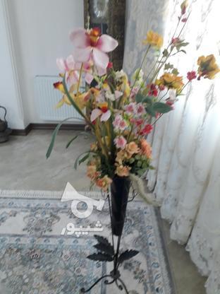 گل و گلدون فرفورژه در گروه خرید و فروش لوازم خانگی در مازندران در شیپور-عکس3