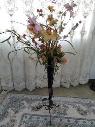 گل و گلدون فرفورژه در گروه خرید و فروش لوازم خانگی در مازندران در شیپور-عکس2