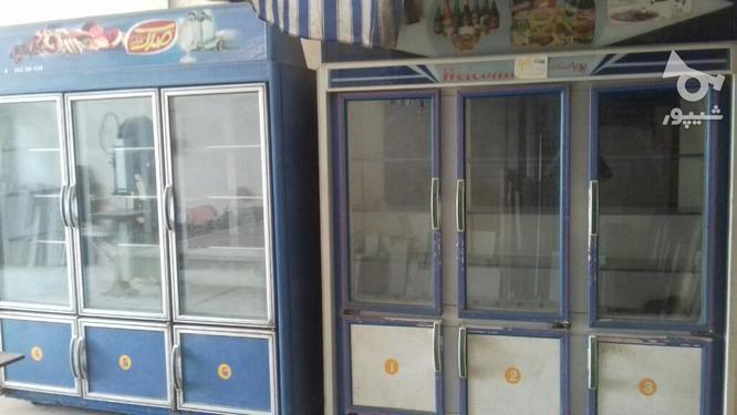 فروش دو دستگاه یخچال 6 درب در گروه خرید و فروش صنعتی، اداری و تجاری در مازندران در شیپور-عکس1