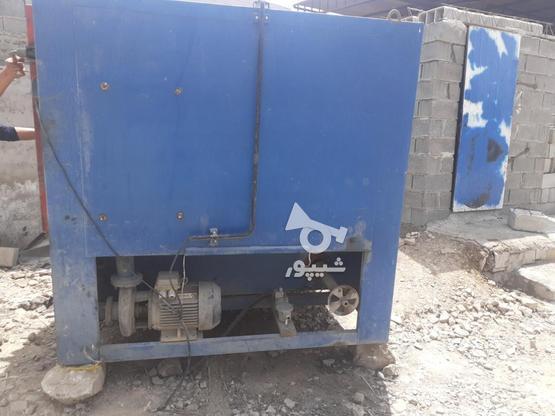 دستگاه قطعه شوی سبک وسنگین شور در گروه خرید و فروش صنعتی، اداری و تجاری در خوزستان در شیپور-عکس4