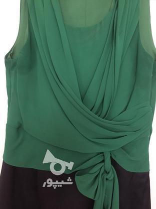 پیراهن کوتاه مهمانی سایز 38 در گروه خرید و فروش لوازم شخصی در خراسان رضوی در شیپور-عکس4