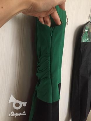 پیراهن کوتاه مهمانی سایز 38 در گروه خرید و فروش لوازم شخصی در خراسان رضوی در شیپور-عکس3