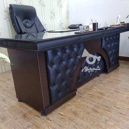 میز مدیریت لمسه دوزی در گروه خرید و فروش صنعتی، اداری و تجاری در مازندران در شیپور-عکس1
