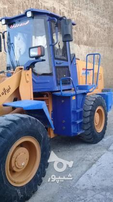 لودر تیراژهzl30 استسنای در گروه خرید و فروش وسایل نقلیه در اصفهان در شیپور-عکس1