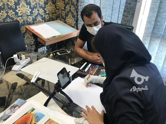 آموزش تخصصی طراحی لباس در گروه خرید و فروش خدمات و کسب و کار در تهران در شیپور-عکس1