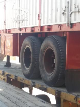 تریلی لبه دار ایران کاوه مدل 90 در حد نو در گروه خرید و فروش وسایل نقلیه در همدان در شیپور-عکس2
