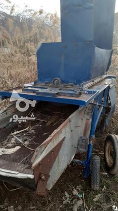 خرمن کوب تراکتور در گروه خرید و فروش وسایل نقلیه در قزوین در شیپور-عکس1