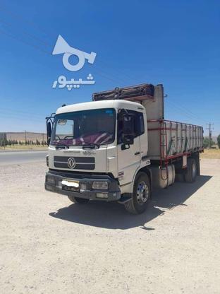 کامیون دنگ فنگ تک باری مدل 93 در گروه خرید و فروش وسایل نقلیه در تهران در شیپور-عکس1