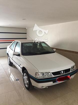 پژو 405 slx سفید صفر در گروه خرید و فروش وسایل نقلیه در آذربایجان غربی در شیپور-عکس2