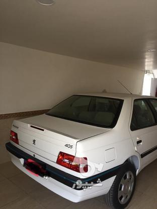 پژو 405 slx سفید صفر در گروه خرید و فروش وسایل نقلیه در آذربایجان غربی در شیپور-عکس1