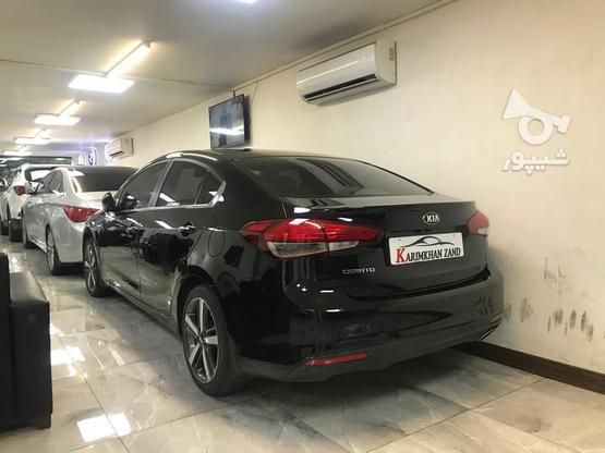 کیا سراتو 2016 مشکی در گروه خرید و فروش وسایل نقلیه در تهران در شیپور-عکس5