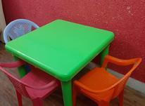میز و صندلی کودک در شیپور-عکس کوچک