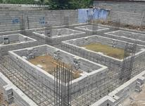 کارگر ماهر ونیمه ماهر جهت کار ارماتور بندی در شیپور-عکس کوچک