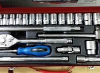 جعبه بکس آلمانی آچار آمریکایی انبر قفلی در شیپور-عکس کوچک