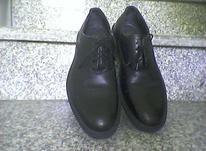 کفش مردانه چرم در شیپور-عکس کوچک