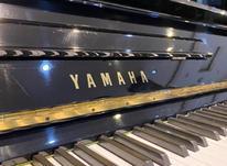 پیانو آکوستیک یاماها u1 ژاپنی در شیپور-عکس کوچک
