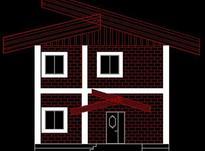 ارائه کلیه امورنقشه کشی ومحاسبات ساختمان در شیپور-عکس کوچک