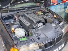 بی ام و ای 36 مدل 1993 سانروف فابریک در شیپور