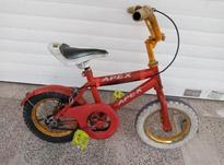 دوچرخه سایز 12 قرمز در شیپور-عکس کوچک