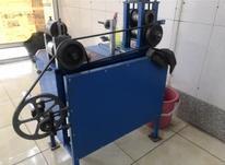 دستگاه تولید سیم ظرفشویی - سیم فر در شیپور-عکس کوچک
