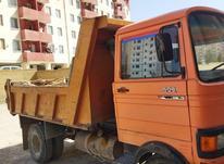 حمل مصالح ساختمانی خاور کمپرسی 5تن در شیپور-عکس کوچک