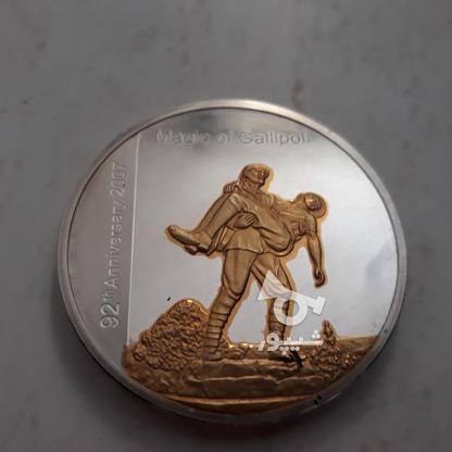ست 3 عددی سکه های یادبود کشور ترکیه در گروه خرید و فروش ورزش فرهنگ فراغت در گیلان در شیپور-عکس3