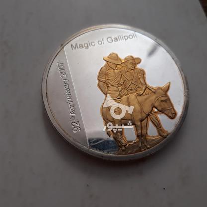 ست 3 عددی سکه های یادبود کشور ترکیه در گروه خرید و فروش ورزش فرهنگ فراغت در گیلان در شیپور-عکس4